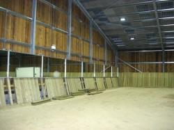 Indoor fitment