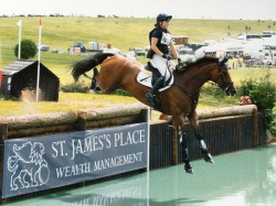 Barbury 2 Star Eventing